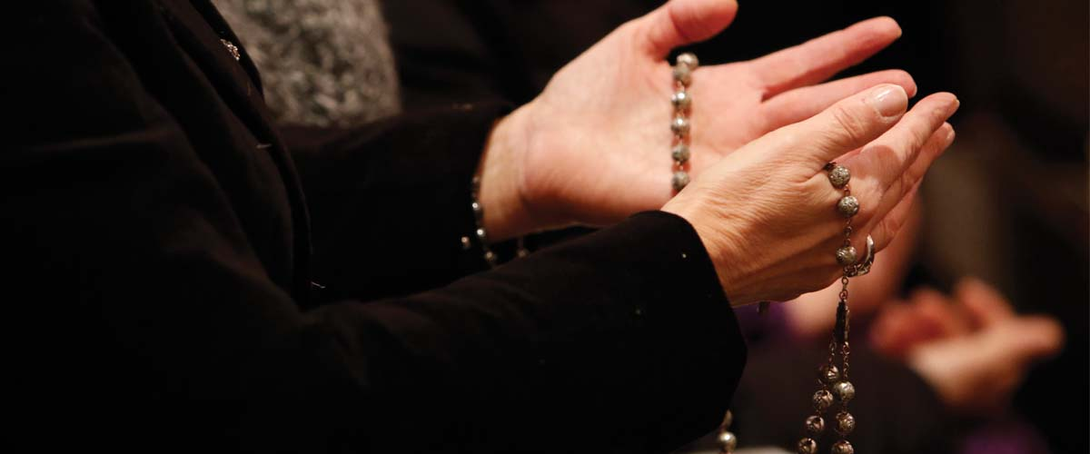 The Gospel of Life and the Holy Rosary